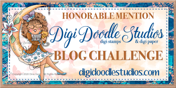 Honorable Mention, Digi Doodle Studios, #26