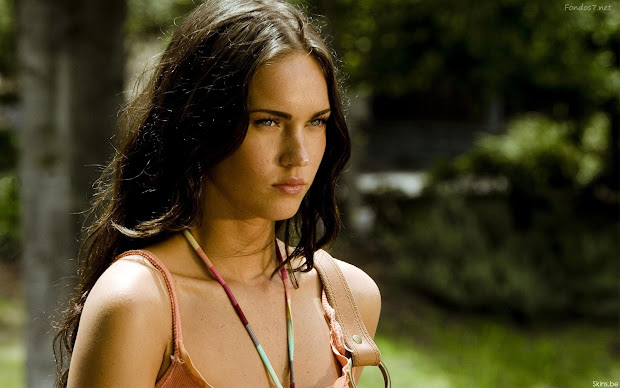 Chatter Busy Megan Fox Hd Wallpapers