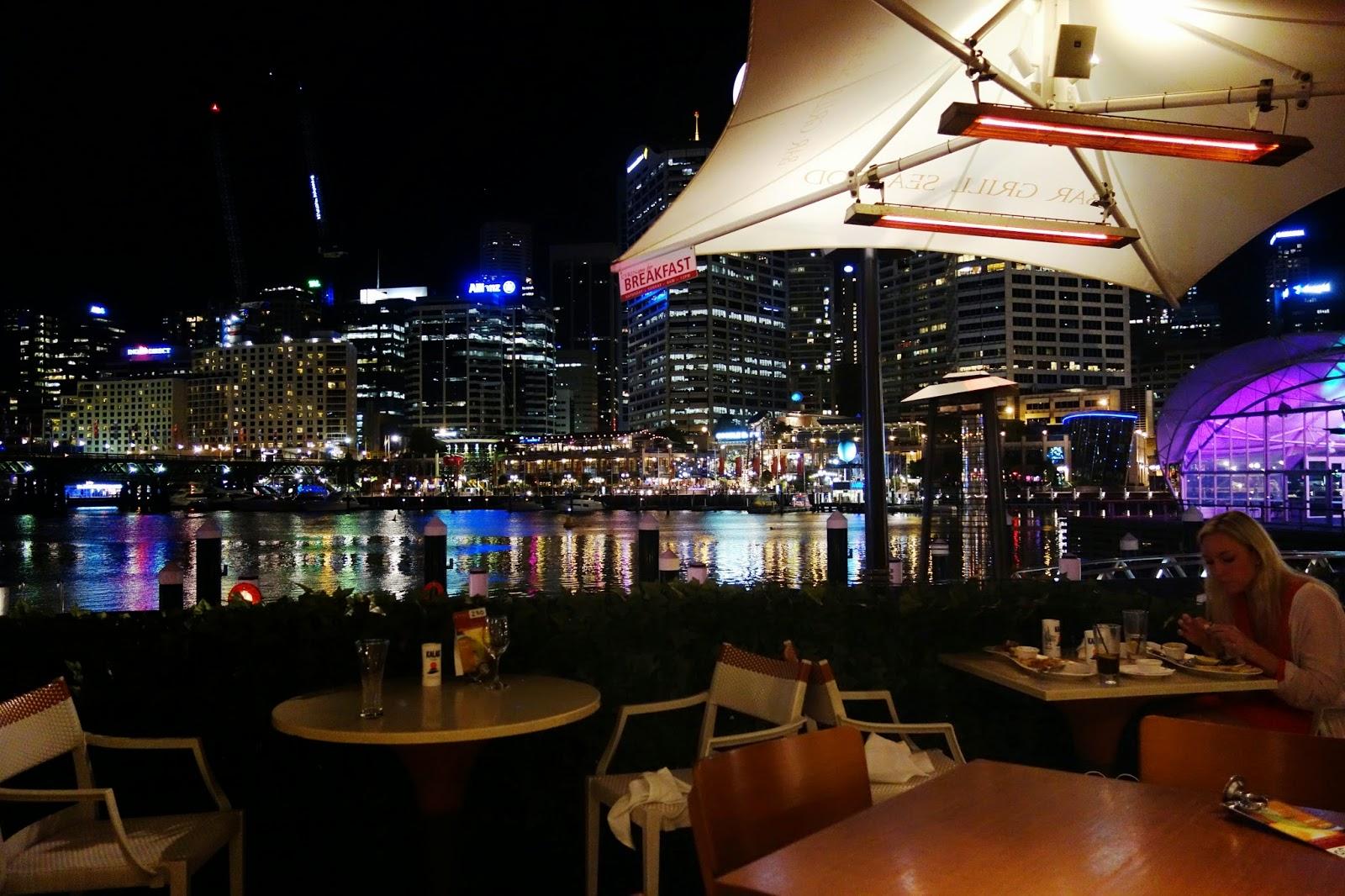 Cyren Restaurant Bar Sydney