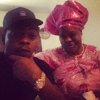 olamide mother dead