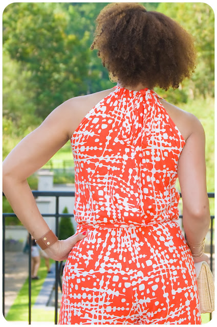 Simplicity 1158 | The Printed Jumpsuit! -- Erica Bunker DIY Style!