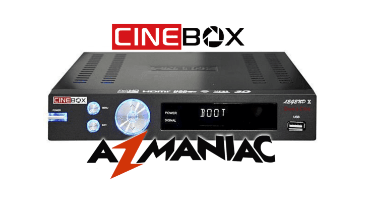 Cinebox Legend X Dual Core