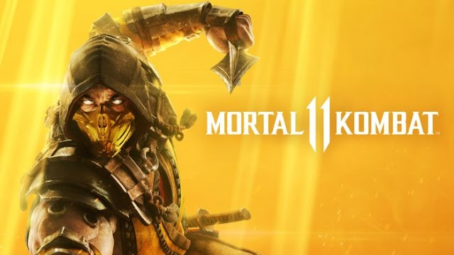 Mortal Kombat 11 lidera as vendas em Abril e encosta no Kingdom Hearts III