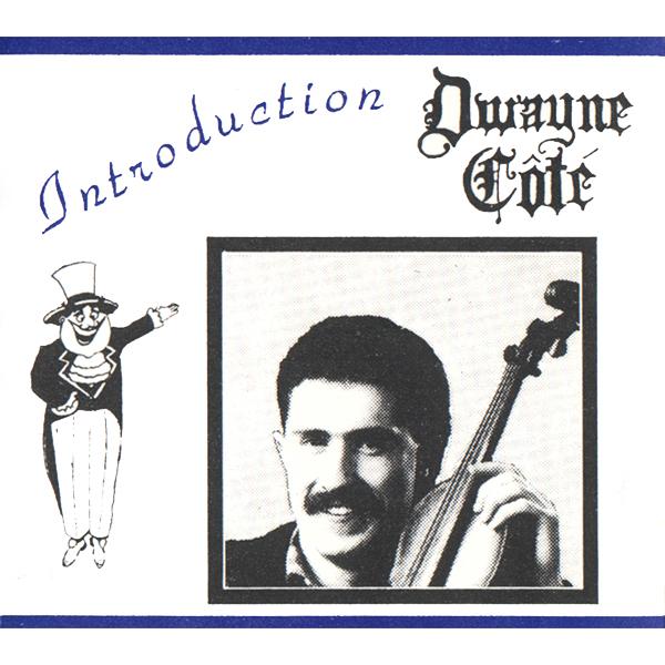 Joe Cormier - The Dances Down Home