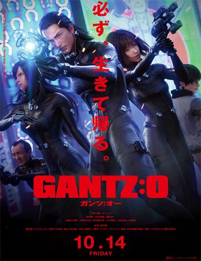 Ver Gantz: O (2016) Online