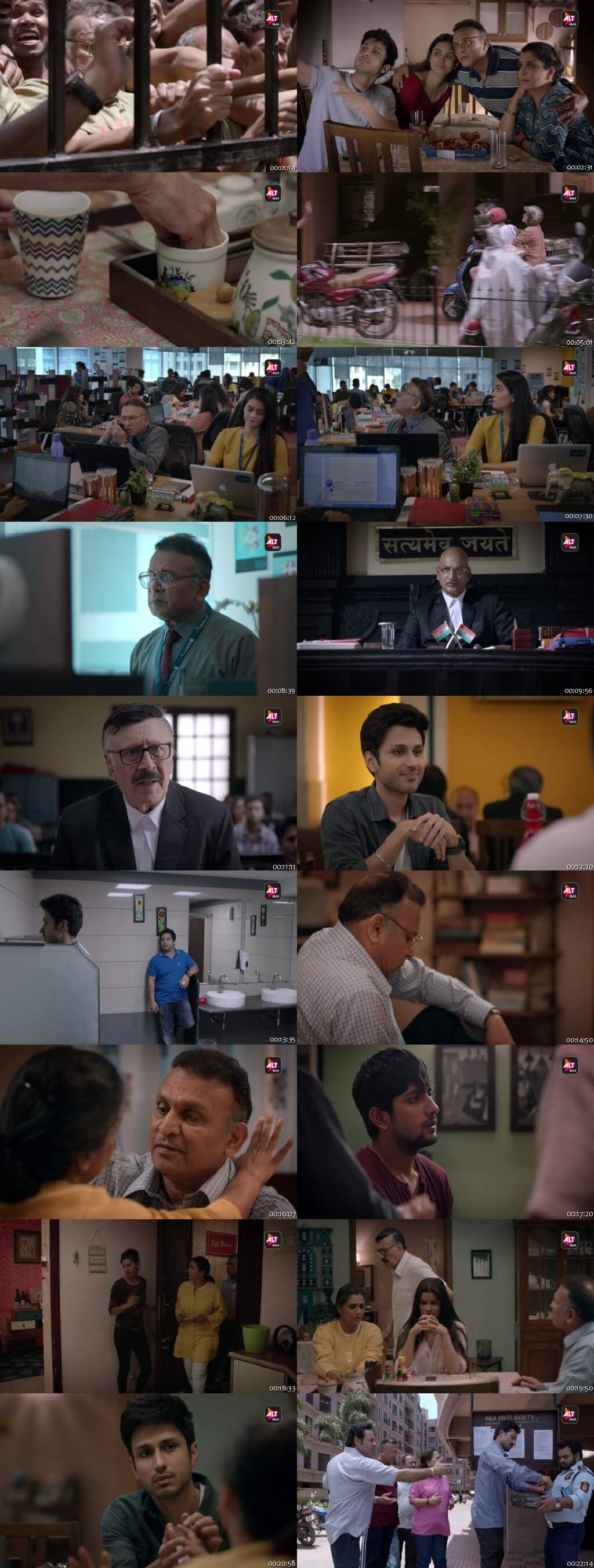 Screenshots Of Hindi Show Home Season 01 2018 Complete - All Episodes 300MB 720P HD