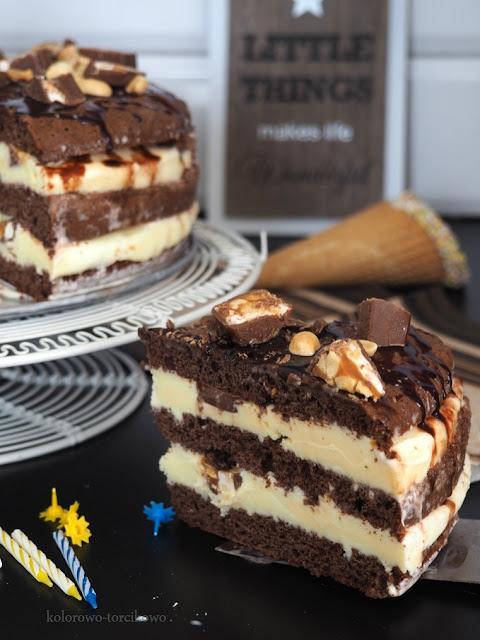 łatwy tort lodowy