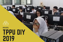 Download Hasil TPPU DIY Tahap 1 2019