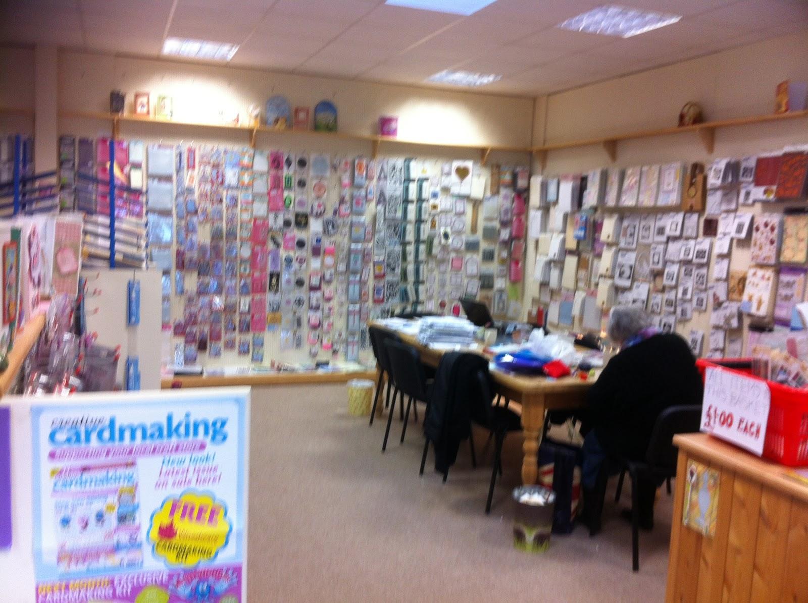 Fent Craft Shop Kings Lynn