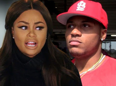 """""""You're Freaking Me Out, Stay Away From Me' Blac Chyna Tells Her Side-piece, Ferrari"""