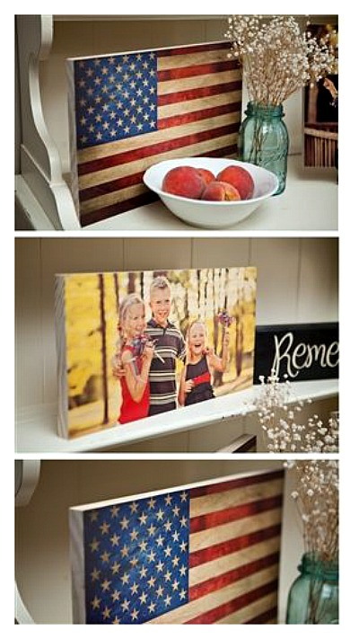 FREE PhotoBarn Wooden Prints & Boards! (just pay shipping) featured on Walking on Sunshine.  Get your photos off your phone and create beautiful wall decor for your home!