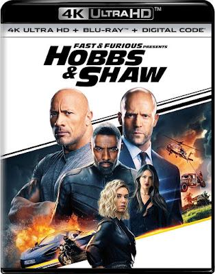 Hobbs And Shaw 4k Ultra Hd