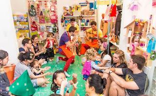 Violúdico apresenta bailinho de carnaval em Botafogo