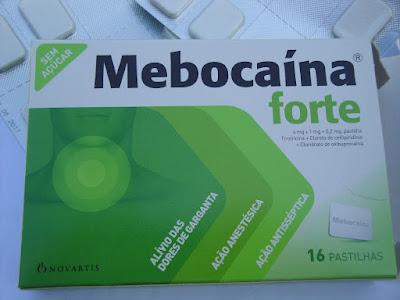 Usar a mebocaína na gravidez ou amamentação