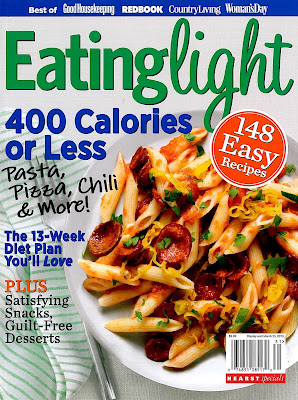 3cc0d84931796 Kick start your New Year s resolution to shed those unwanted pounds with  help from your favorite magazines! Good Housekeeping