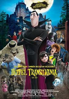 Hotel Transilvania - Cartel