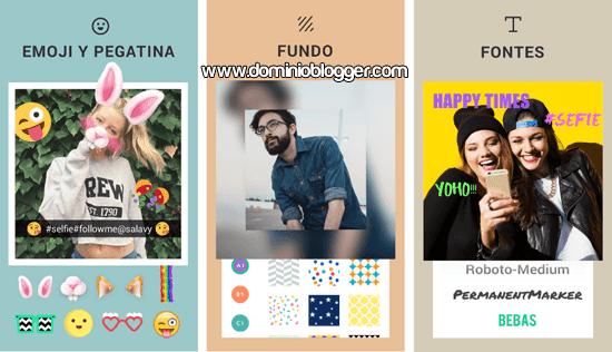Creador de Collages para Android
