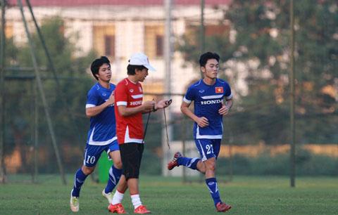 ĐT U23 Việt Nam: Toan tính của Miura