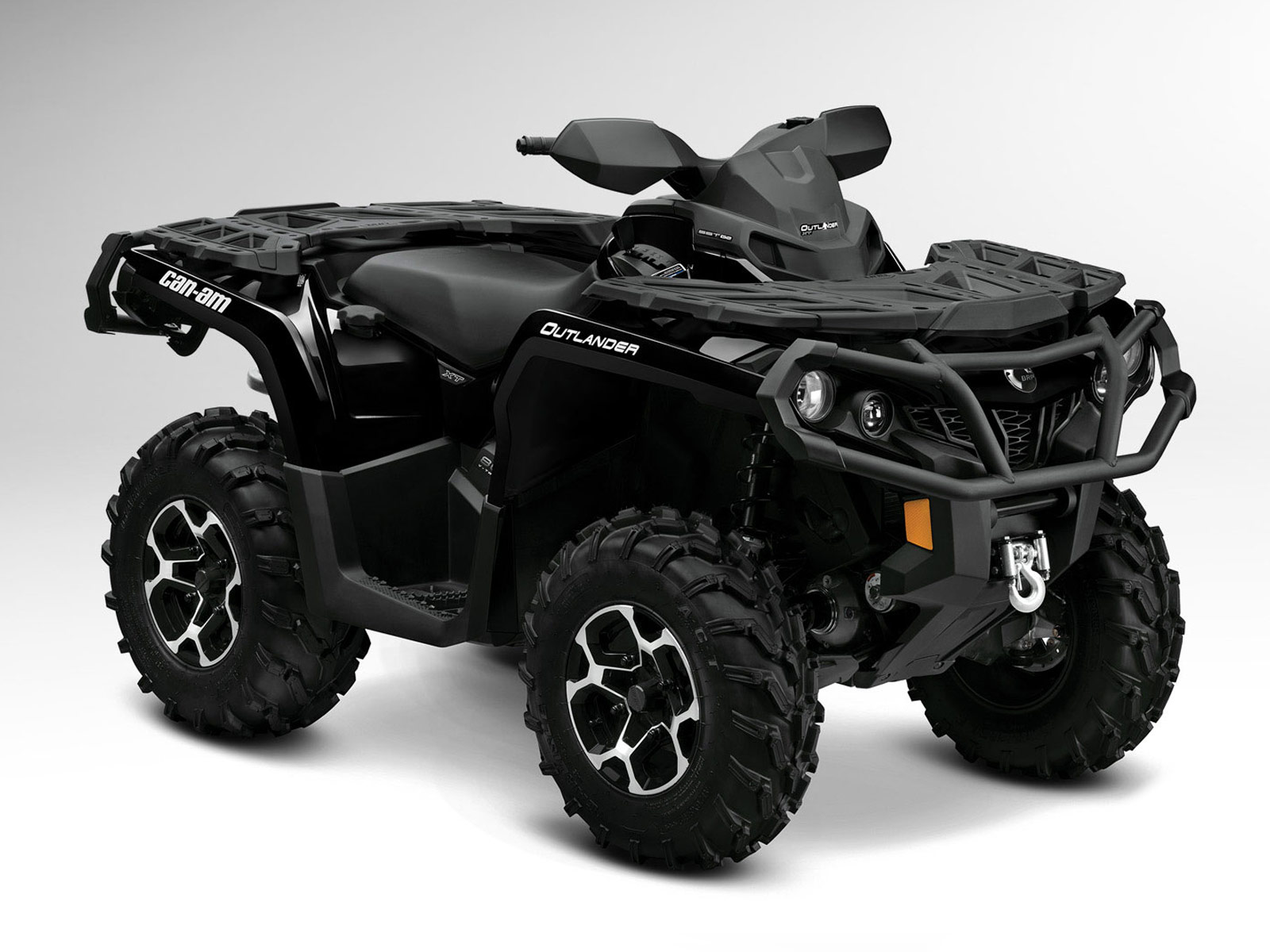 2012 can am outlander 800r xt atv pictures specifications. Black Bedroom Furniture Sets. Home Design Ideas