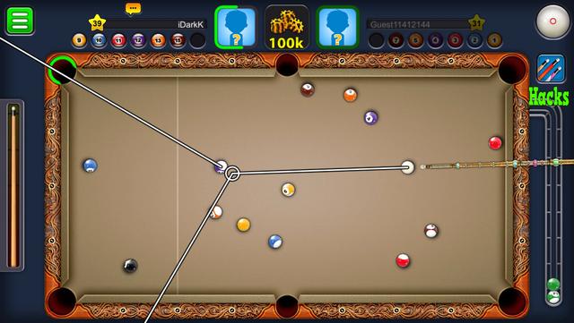 8 ball pool coins hack apk