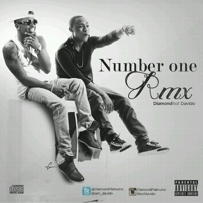 Diamond Platnumz ft. Davido - Number One (remix)