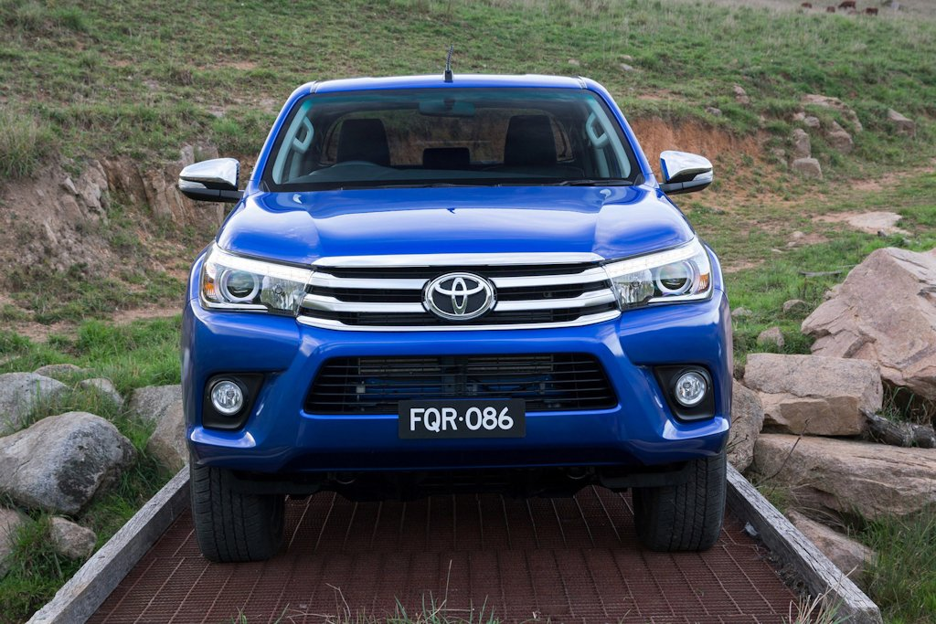 All-New 2015 Toyota Hilux Aims to Redefine Toughness Philippine