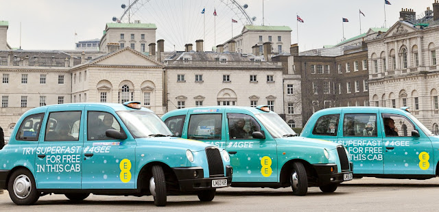 4GEE Taxi - London