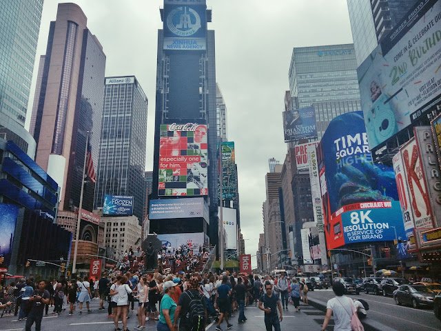 New-York-City-With-Timex-Watches-Times-Square
