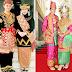 Keunikan Nama Pakaian Baju Adat Tradisional Jambi Provinsi Jambi
