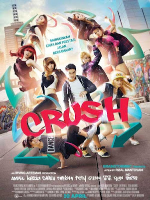 Poster Film Crush