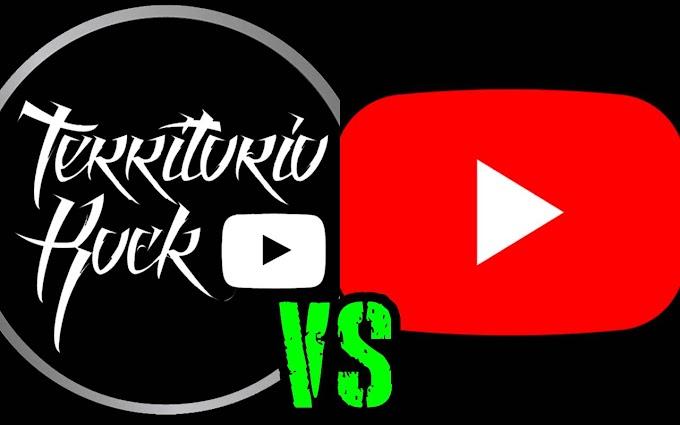 Nosotros vs YouTube