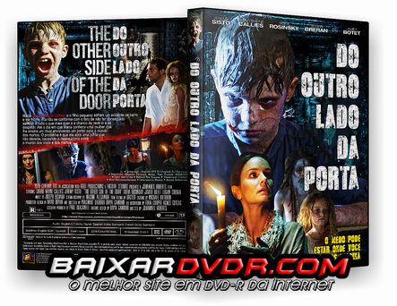 DO OUTRO LADO DA PORTA (2016) DUAL AUDIO DVD-R CUSTOM