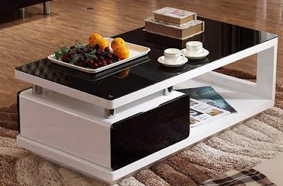 Thiết kế bàn trà hiện đại - xu hướng thiết kế mới được ưa chuộng- 1