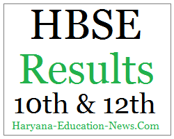 image : HBSE HOS Results -10th & 12th @ Haryana-Education-News.com