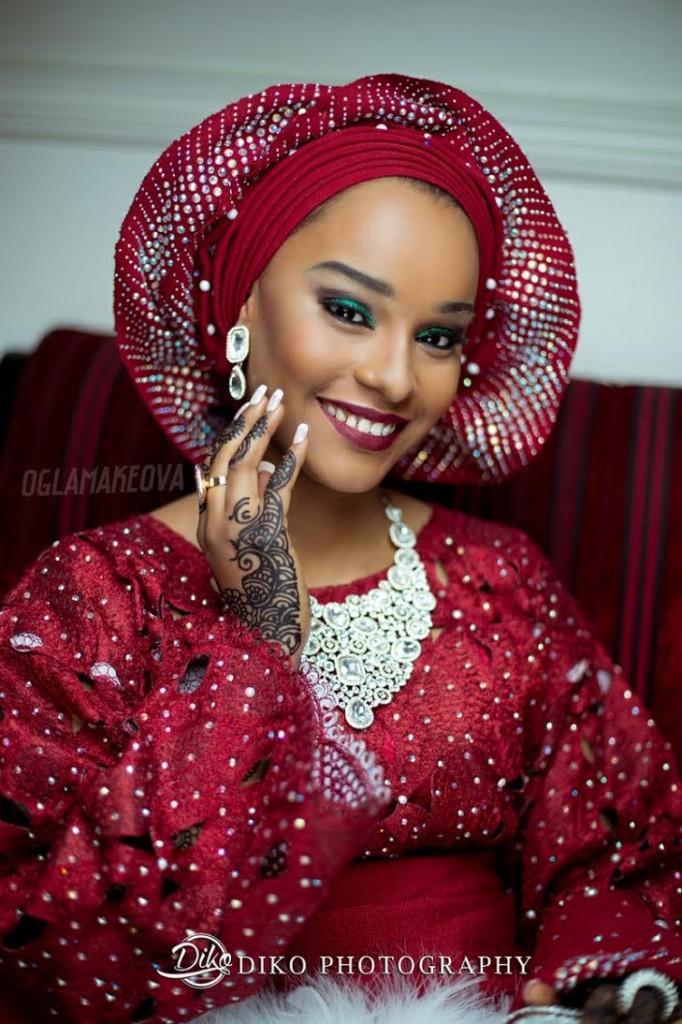 Hausa ladies
