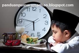 Artikel Seputar Hukum Puasa Ramadhan Serta Dalil