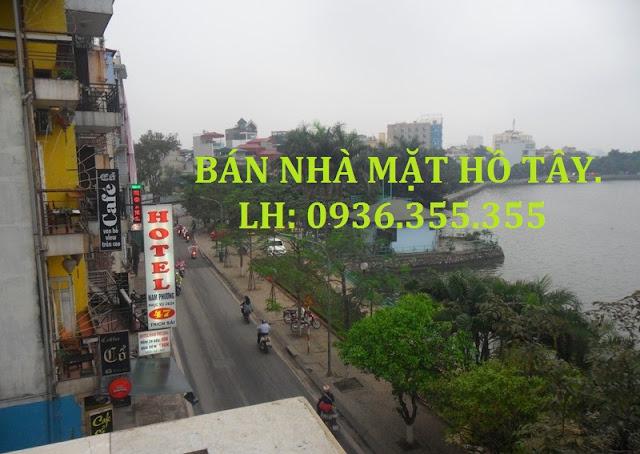 Bán nhà mặt phố Trích Sài, Nguyễn Đình Thi