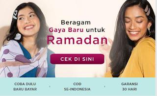 Situs Toko Online sorabel yang Bisa Bayar Ditempat atau COD di Indonesia