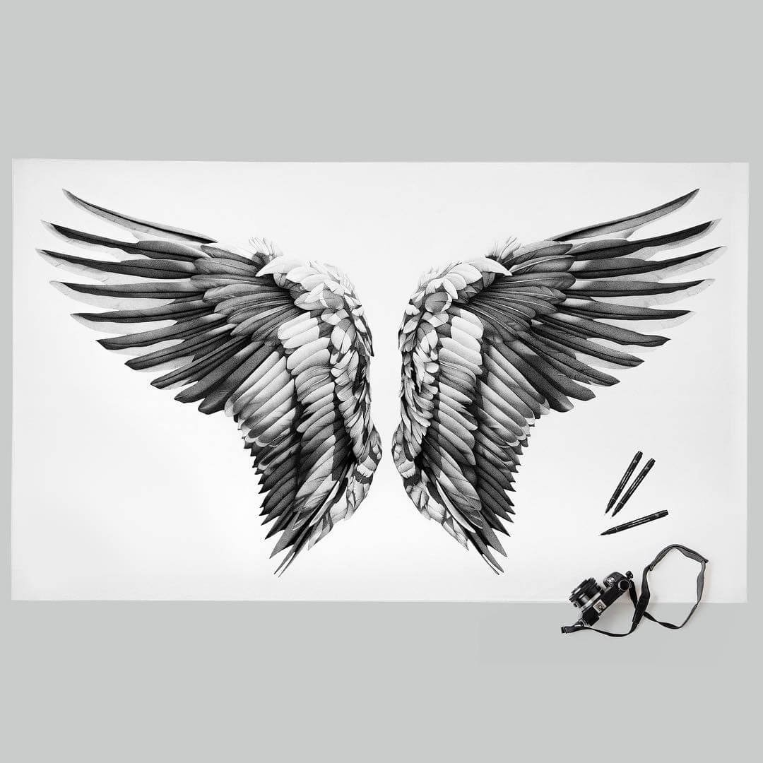 12-Wings-Alessandro-Paglia-Drawings-www-designstack-co