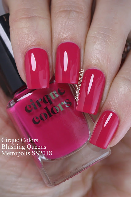 cirque colors blushing queens