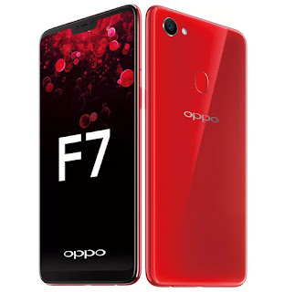 OPPO F7 with 6.23-inch FHD+ Display, 25MP Front Camera - 2018