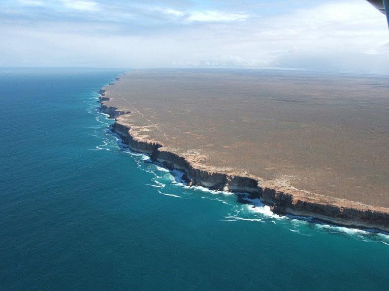 Los interminables acantilados de Bunda | Australia