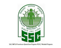 SSC MTS Previous Question Papers PDF
