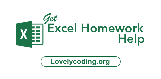 Need excel homework help