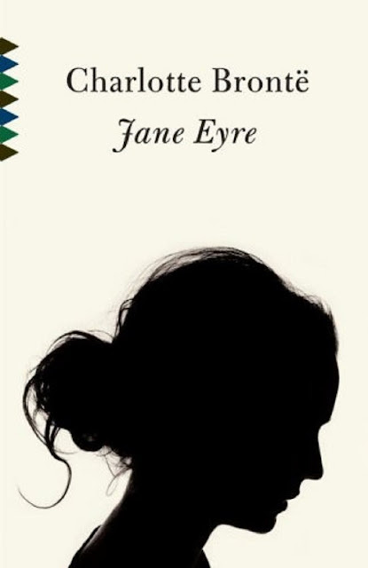 Jane Eyre by Charlotte Bronte book cover