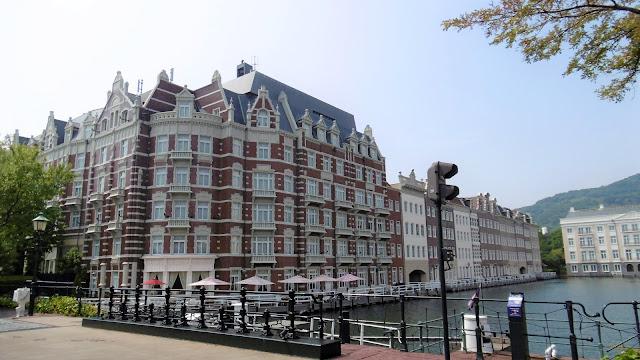 ハウステンボス ホテルヨーロッパと迎賓館