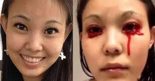 Linnie Ikeda - Tears of blood