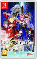 Nintendo Switch: i Migliori Giochi, Fate/Extella: The Umbral Star