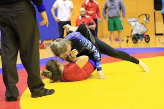 Abierto de Luchas Olímpicas, Sambo y Grappling