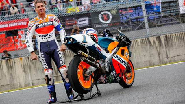 Mick Doohan on winning five straight 500cc World Championships